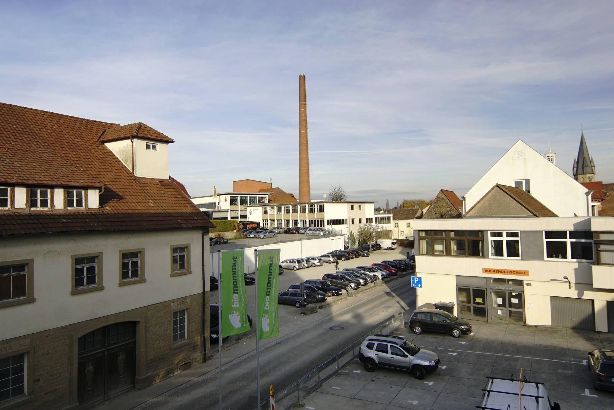 baustelle sorgt f r parkplatznotstand in eppinger innenstadt sinsheim rhein neckar zeitung. Black Bedroom Furniture Sets. Home Design Ideas