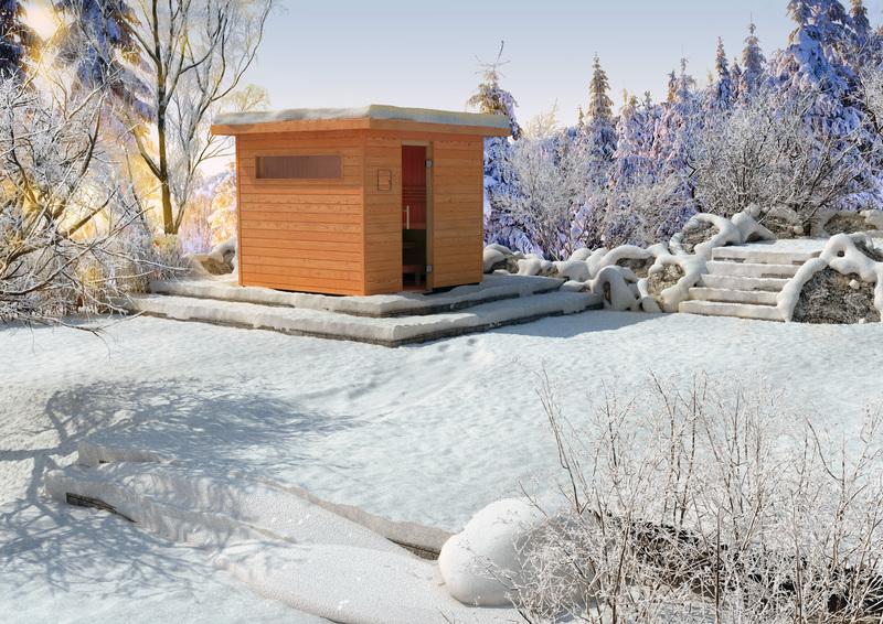 schwitzen bei minusgraden im garten ein sauna paradies anlegen haus garten rhein neckar. Black Bedroom Furniture Sets. Home Design Ideas