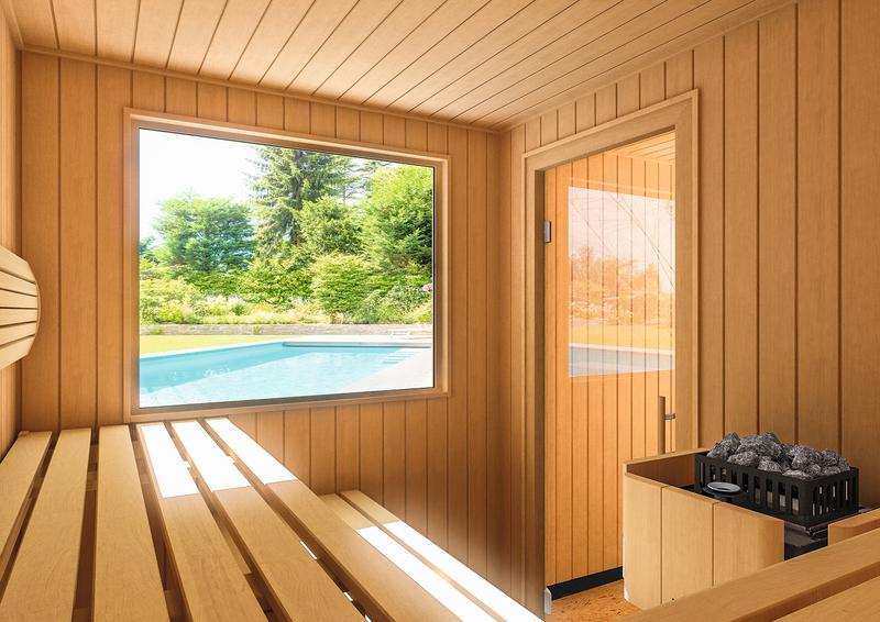 schwitzen bei minusgraden im garten ein sauna paradies. Black Bedroom Furniture Sets. Home Design Ideas