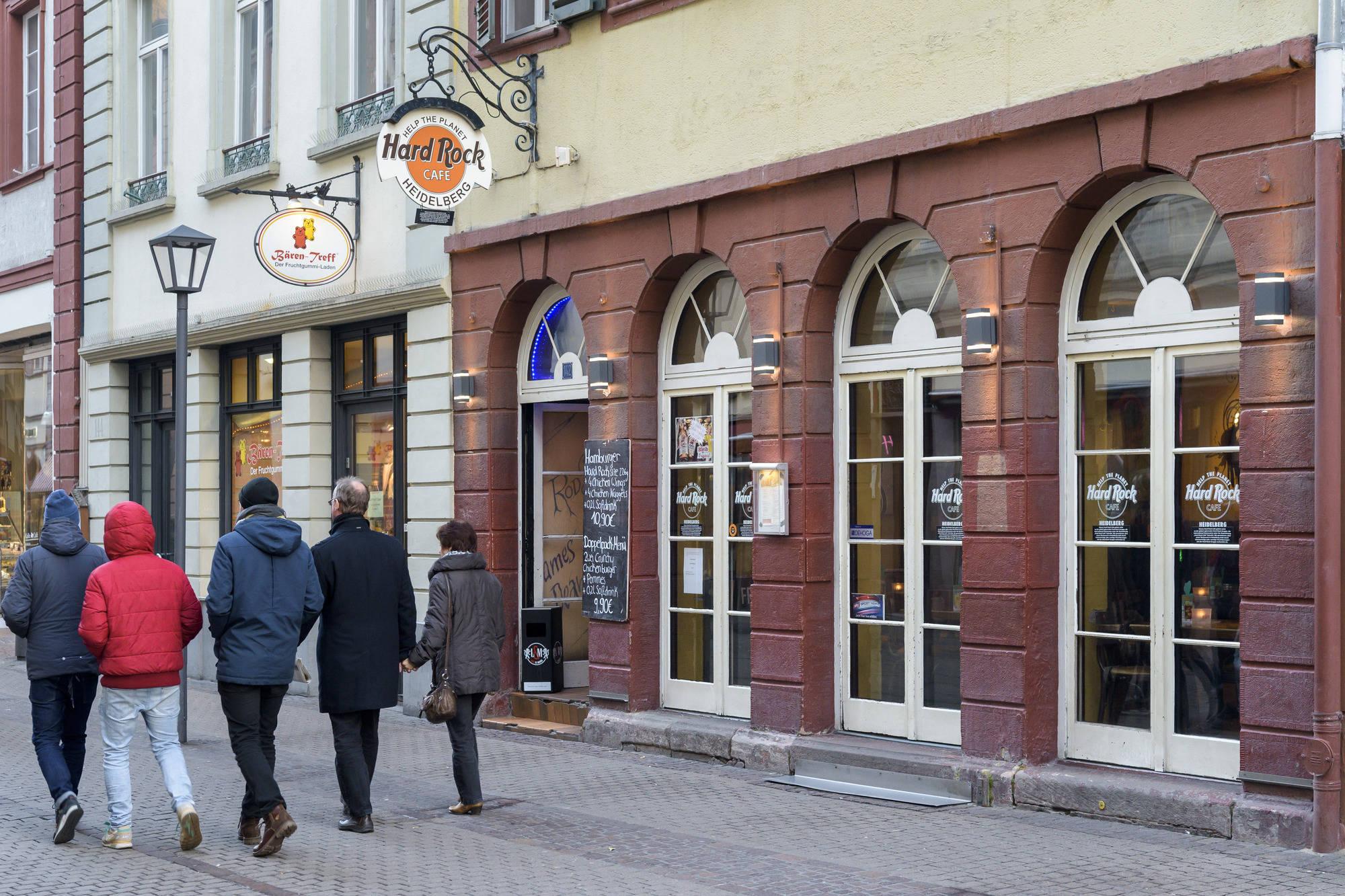 Frankfurt cafe hard öffnungszeiten rock Öffnungszeiten von