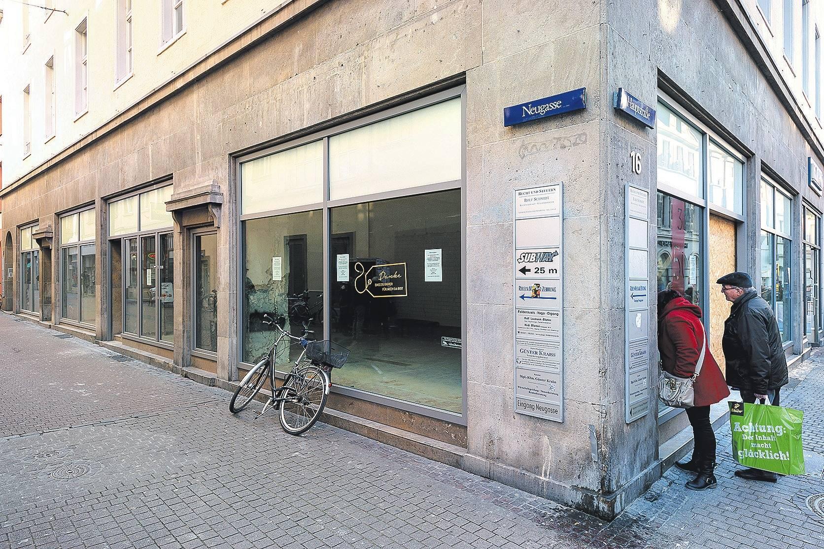 Einrichtungshaus Heidelberg heidelberger hauptstraße raus mode rein nachrichten aus