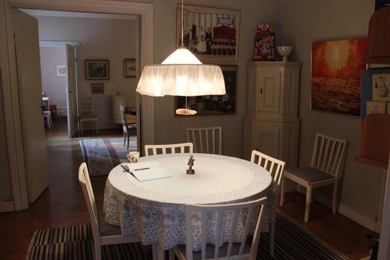 Bei Astrid Lindgren zu Tisch |