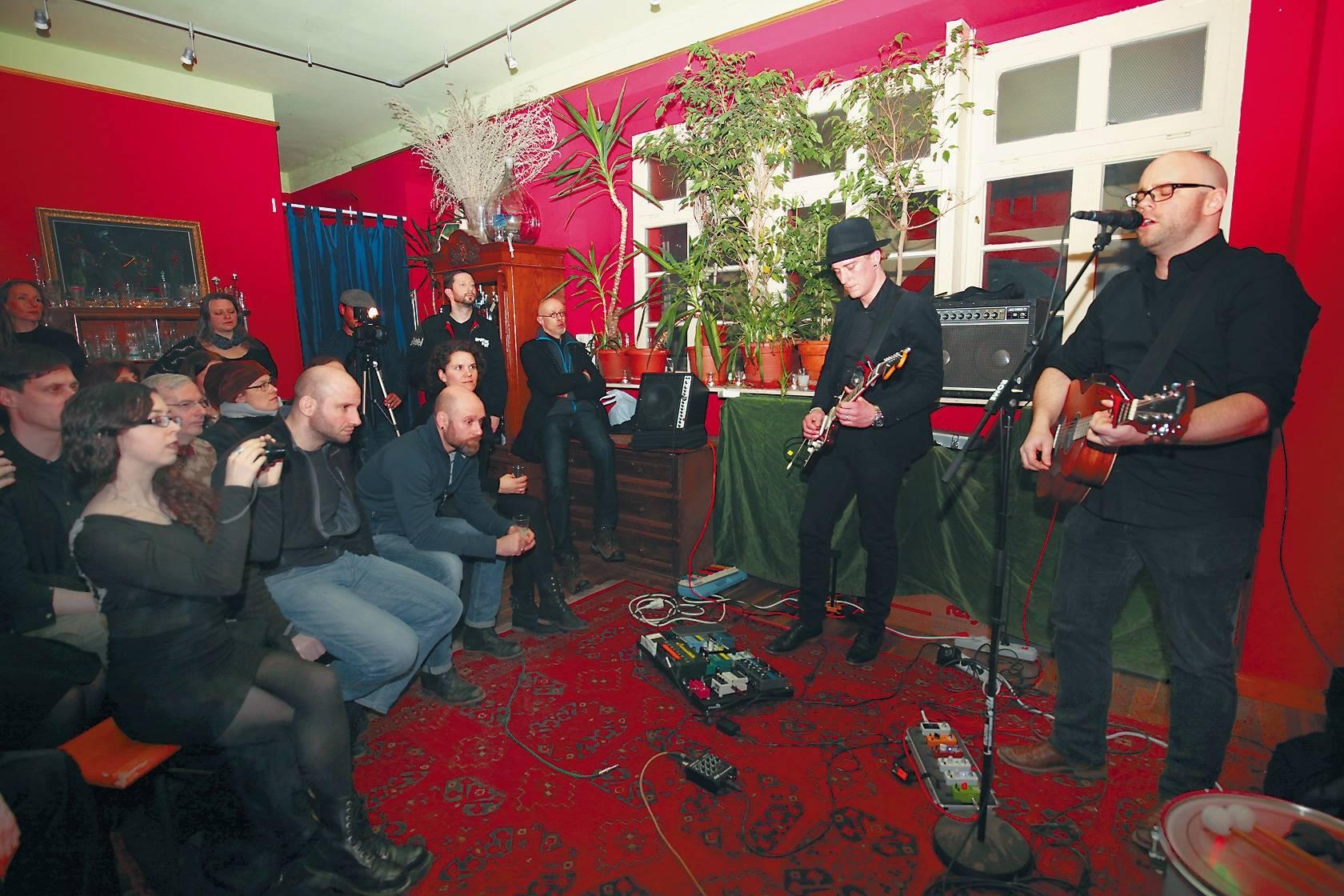 Heidelberg Band Rome Machte Untere Strasse Zum Klangerlebnis