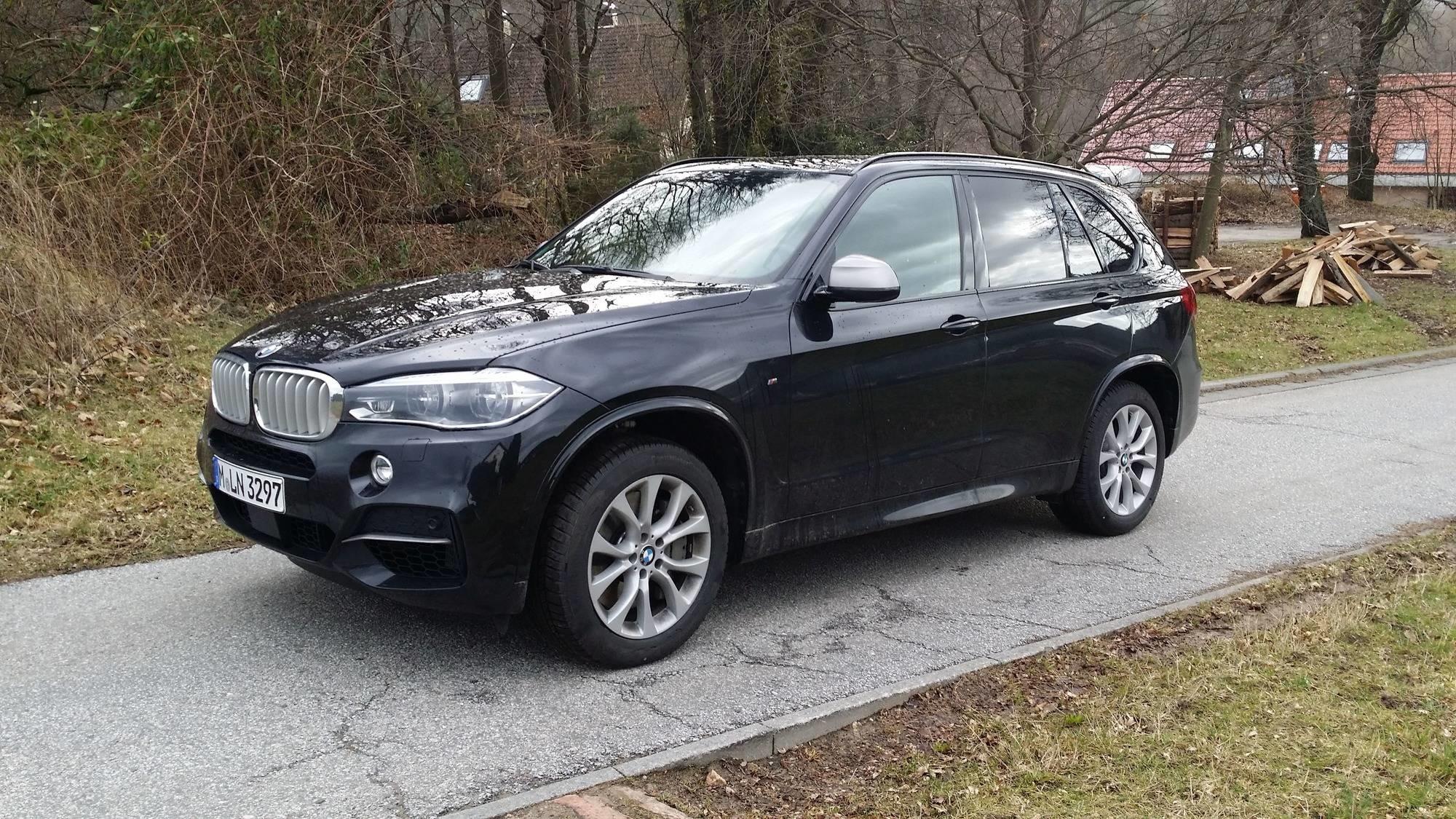 BMW X5 M50d im Test Pfeilschnell und sparsam zugleich Mobilität