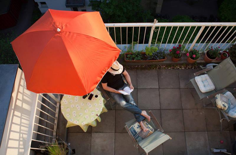 Schnheitskur Frs Zweite Wohnzimmer Balkon Und Terrasse Vorbereiten