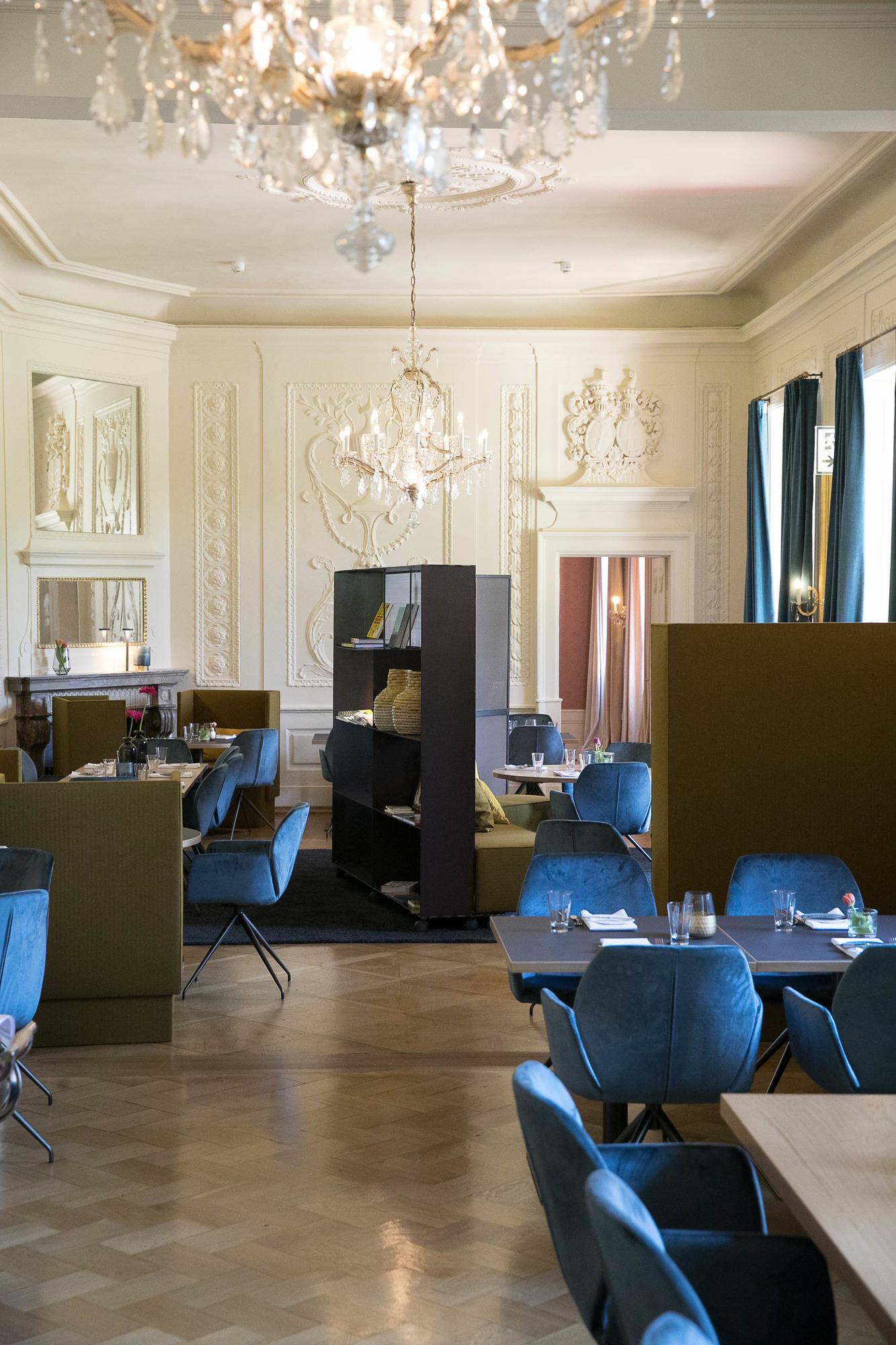 """Wohnzimmer Neu, schlossparkrestaurant: weinheims """"wohnzimmer"""" neu eingerichtet, Design ideen"""