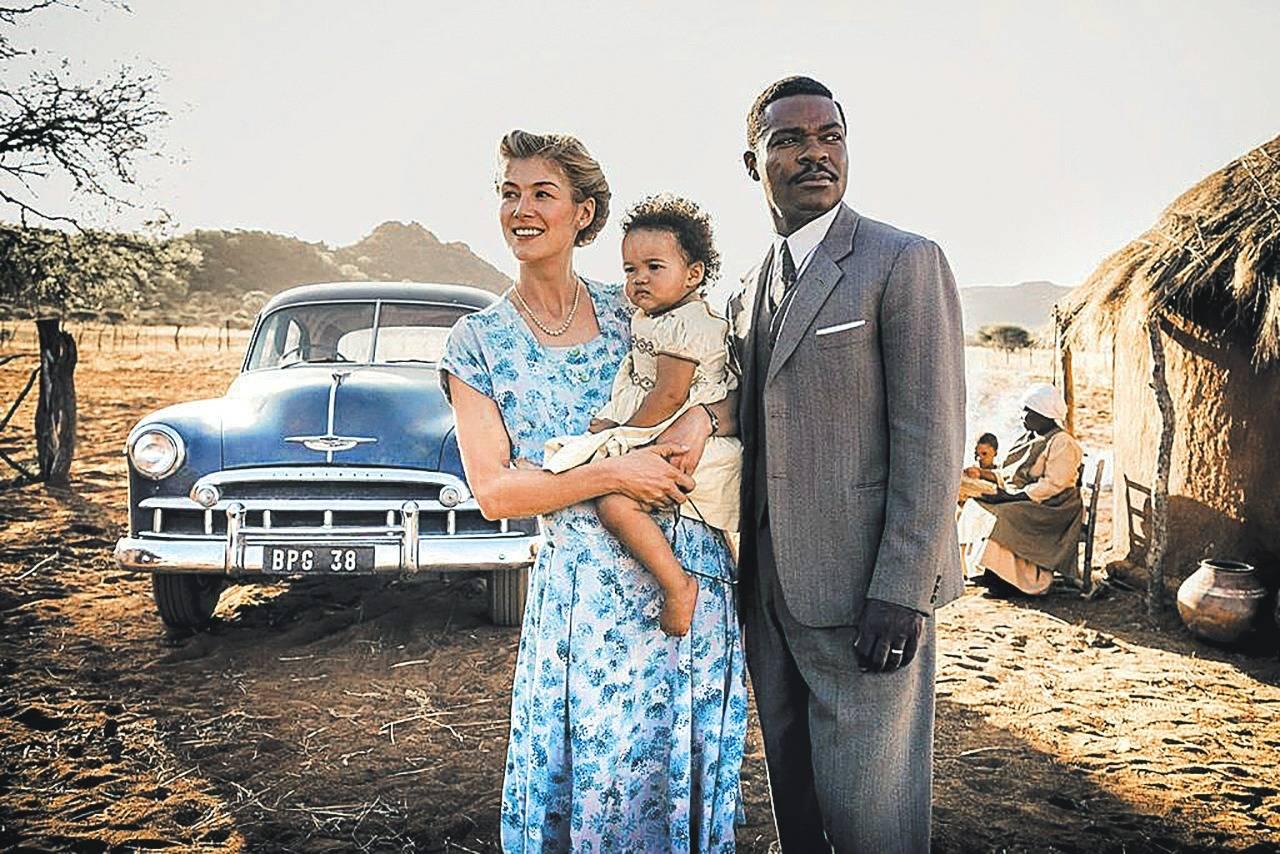 Bilder von weißem Mann und schwarzer Frau