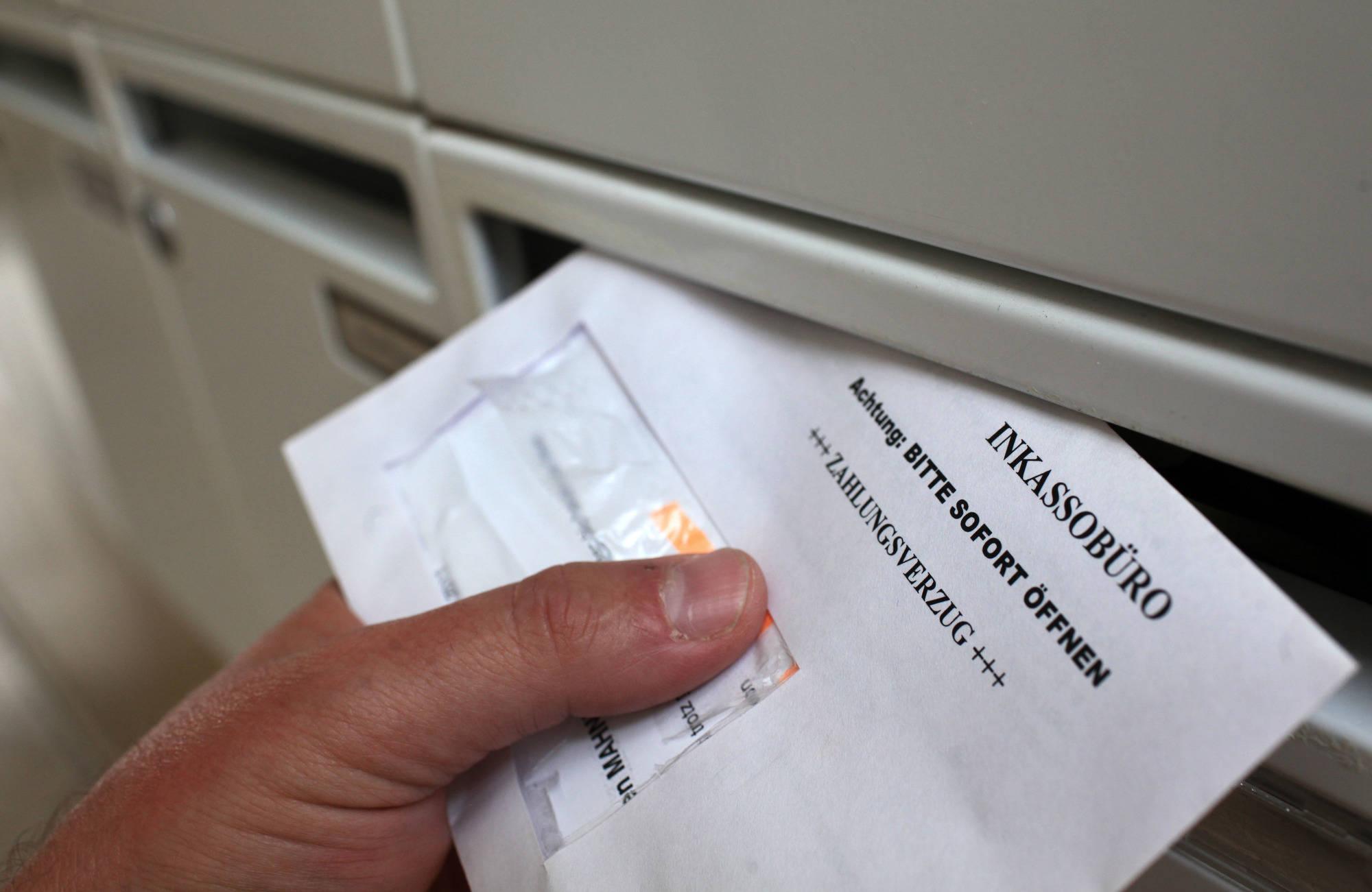 Post Vom Inkassobüro Abzocke Oder Berechtigte Forderung Finanzen