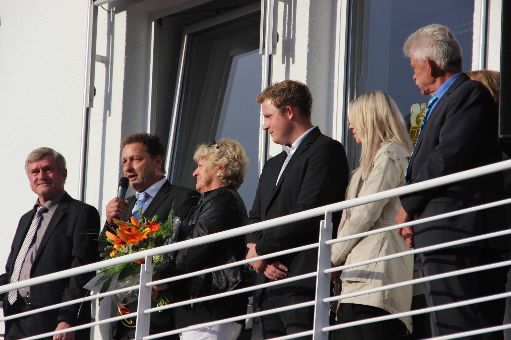 B rgermeisterwahl waibstadt joachim locher konnte sein stimmenergebnis von 2009 toppen - Locher im garten ...