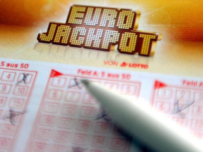 Eurojackpot Gewonnen