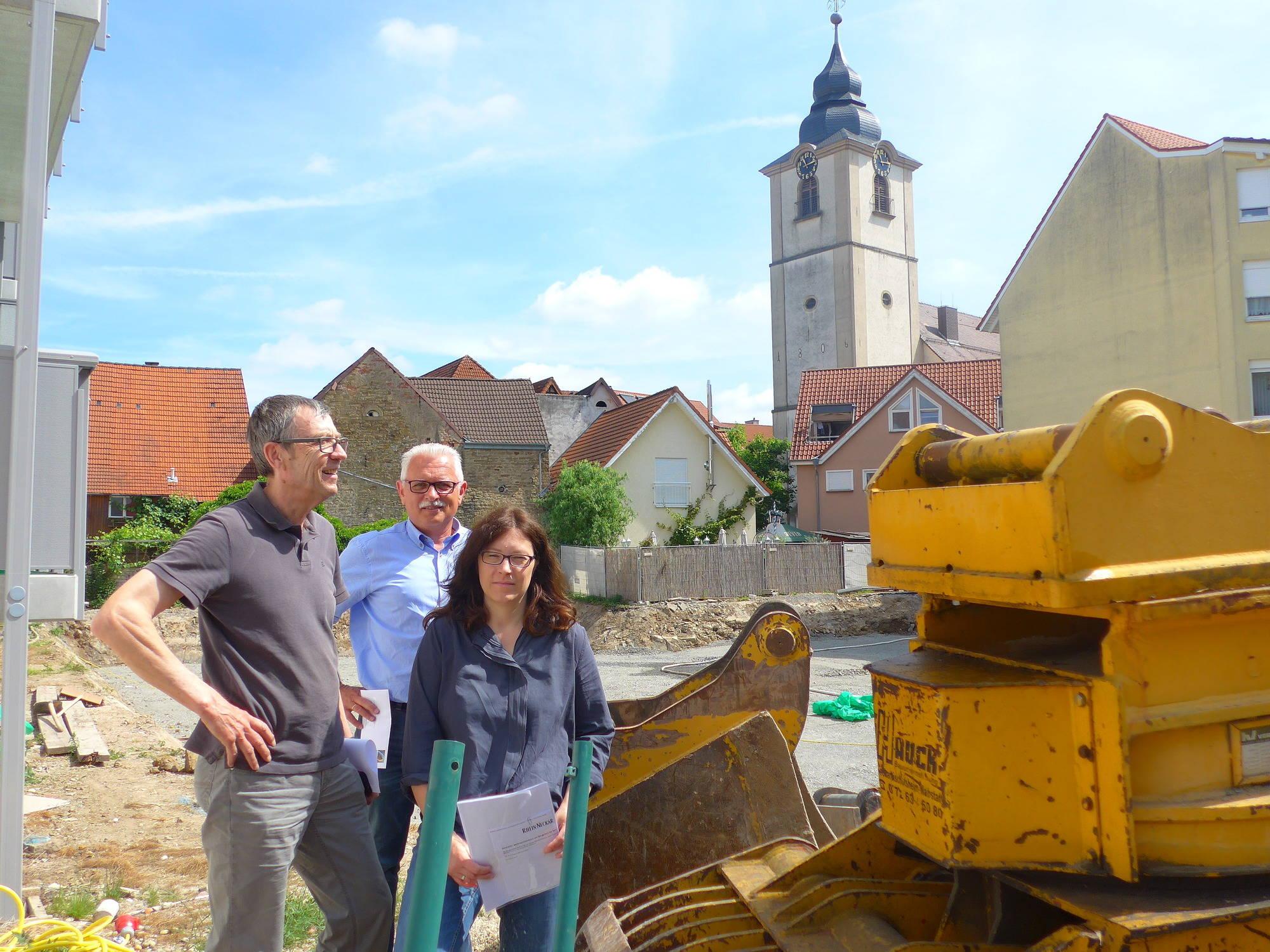 Bauprojekte in Sinsheim: Gibt es auch bezahlbaren Wohnraum ...