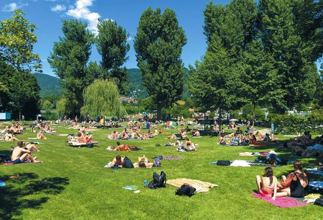 baden in heidelberg nah am wasser gebaut nachrichten aus heidelberg rhein neckar zeitung. Black Bedroom Furniture Sets. Home Design Ideas