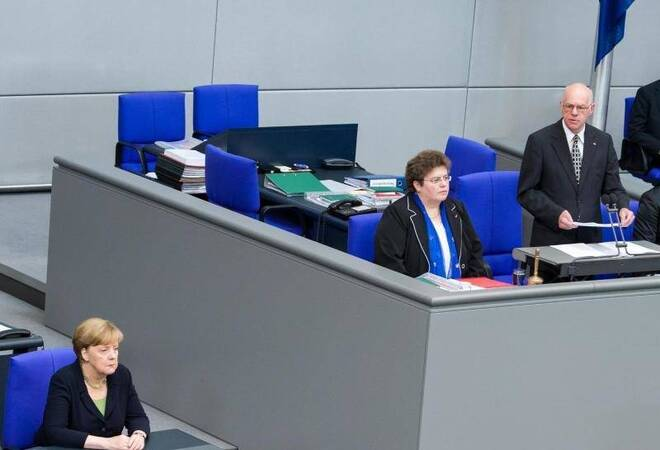 Rede Lammert Bundestag