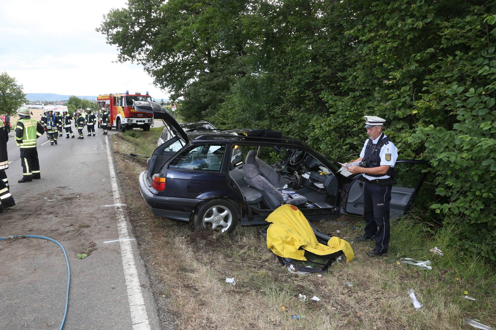 Heilbronn: 58-Jährige bei Verkehrsunfall tödlich verletzt ...