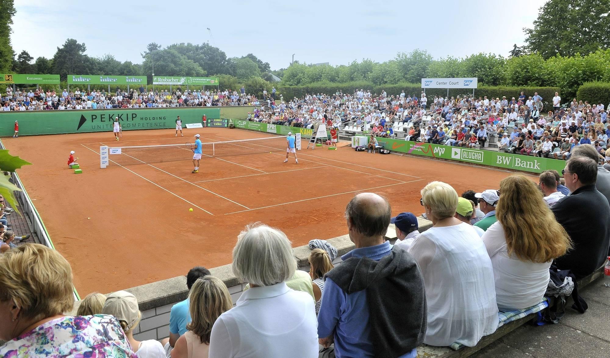 Tennis Bundesliga Mannheim
