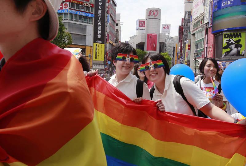 Kostenloser japanischer Lesben-Sex