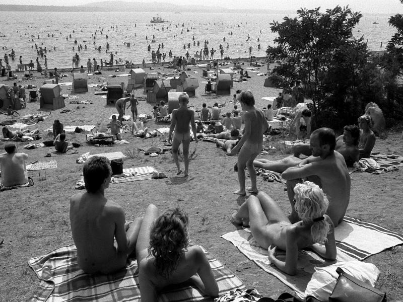 Strand am fkk FKK Am