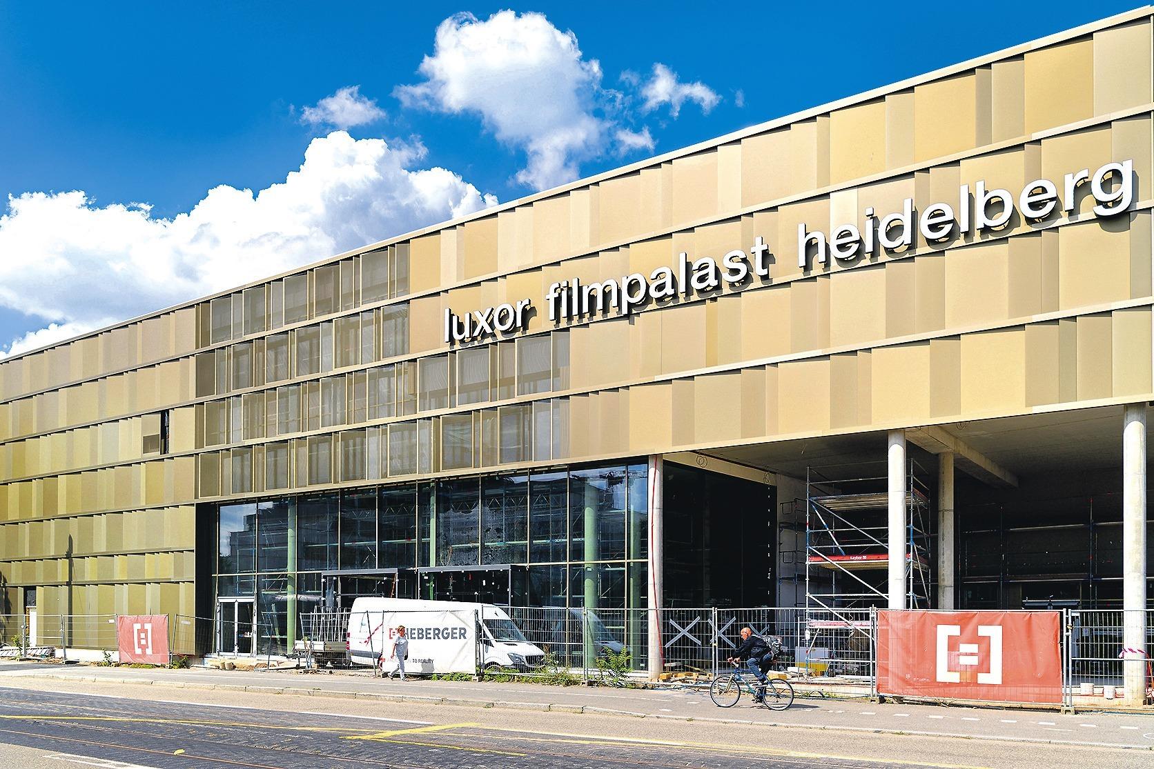 Heidelberg kino lux - babbnocnuhell