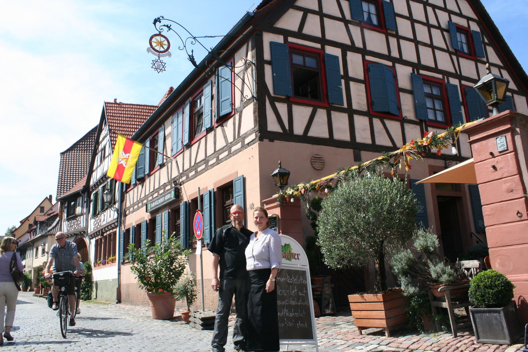 Ladenburger Traditionshaus Ein Stern Am Gastronomie Himmel