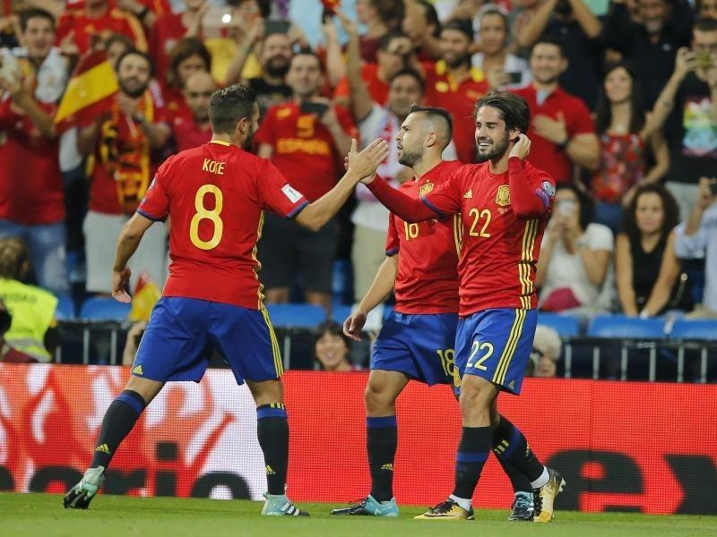 Spiel Italien Gegen Spanien
