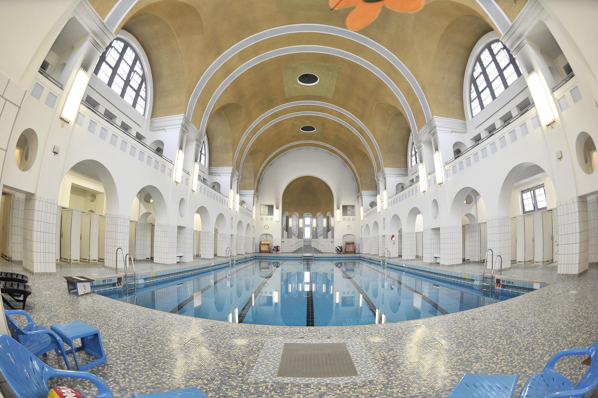 Mannheim schwimmbad in für frauen Aqua