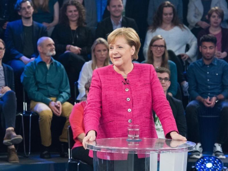 Klartext, Frau Merkel