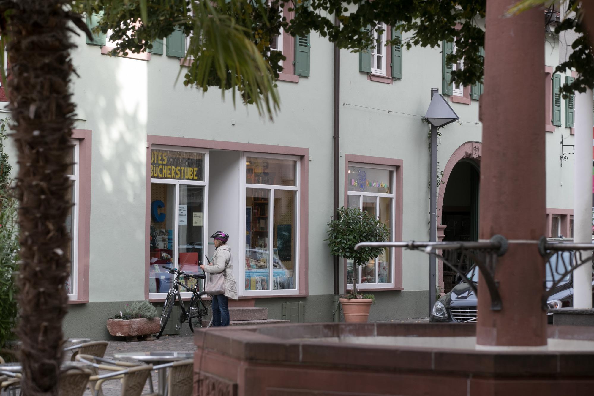einzelhandel in schriesheim wenig platz f r viele ideen bergstra e rhein neckar zeitung. Black Bedroom Furniture Sets. Home Design Ideas