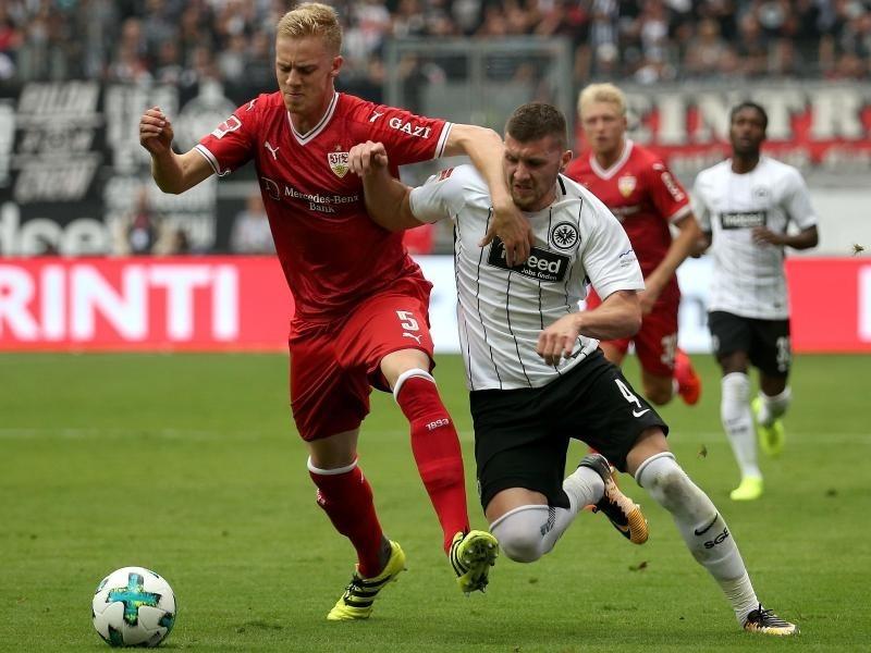 Vfb Stuttgart Gegen Frankfurt