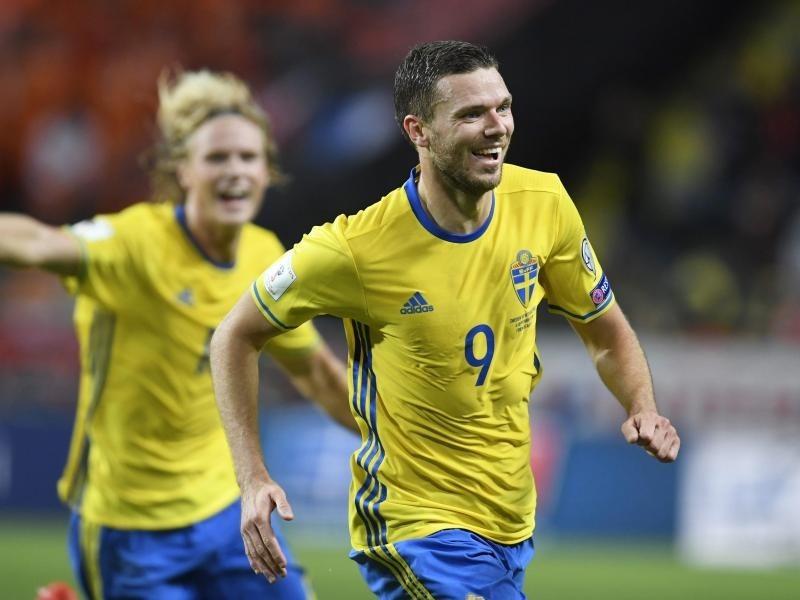 Wm Qualifikation Schweden Mit Höchstem Sieg Seit 1954 Niederlande