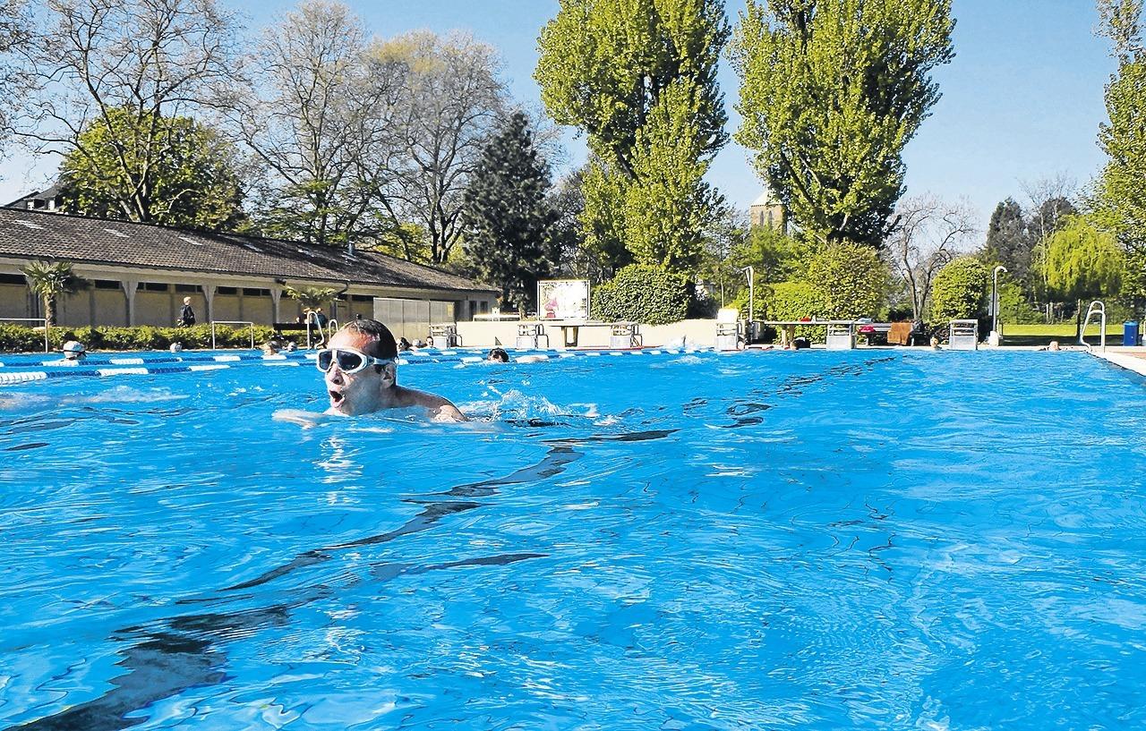 Marvelous Im Thermalbad Lässt Es Sich Dank 26 Grad Wassertemperatur Gut Schwimmen.  Foto: Kaz
