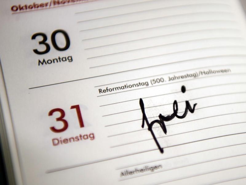 Ist Der 31 Oktober Ein Feiertag