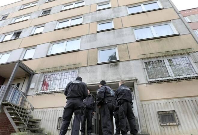 Terroranschlag Detail: Syrer In Schwerin Festgenommen: De Maizière: Schwerer