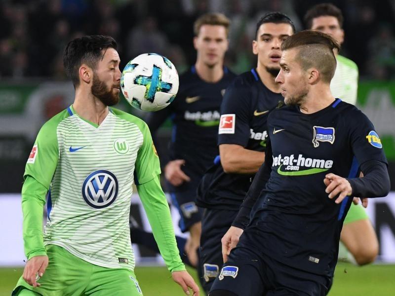 Hertha Bsc Vfl Wolfsburg