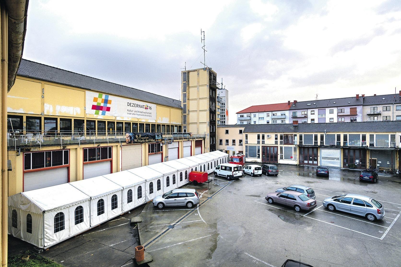 Alte Feuerwache Magdeburg