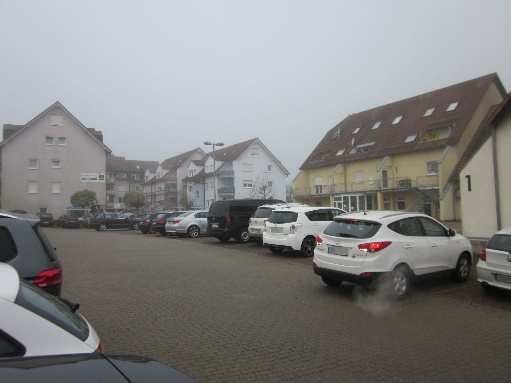 Falschparker Am Buchener Ringpark Abzocke Oder Effektiver