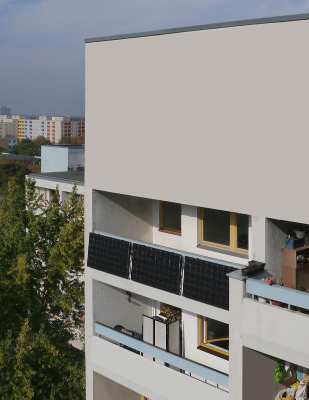 strom vom balkon mini solarmodule sind nun in deutschland erlaubt haus garten rhein. Black Bedroom Furniture Sets. Home Design Ideas