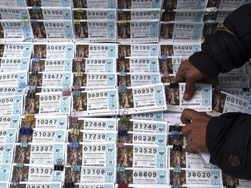 spanische lotterie los kaufen