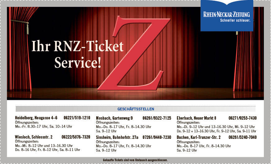 Ticketservice