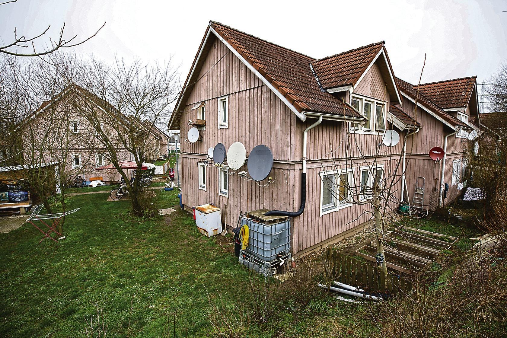 """schwedenhäuser"""" in leimen sollen verschwinden: für die bedürftigen"""