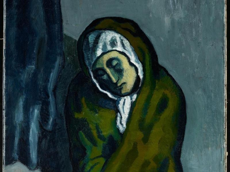Gemälde Untersucht: Pablo Picassos Werke Durchleuchtet