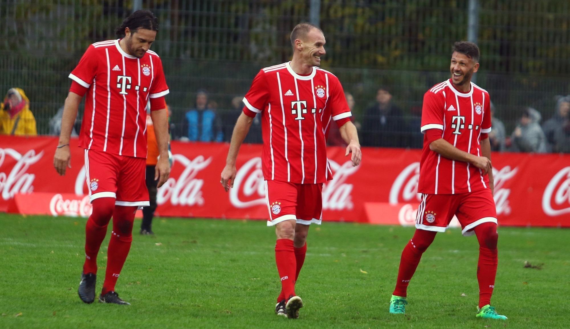 Benefizspiel Am Vatertag In Mudau Bayern Legenden Kommen In
