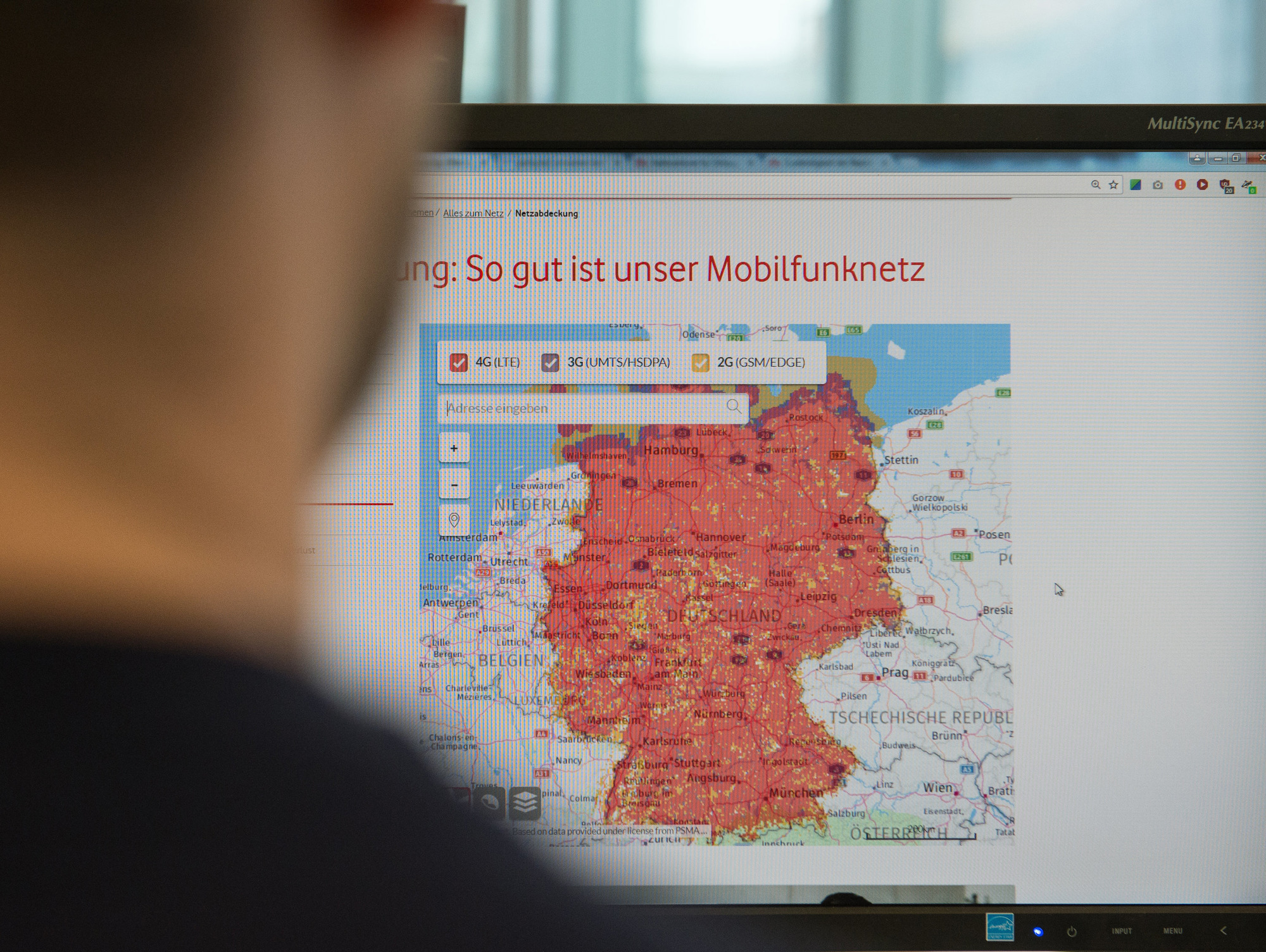 Eplus Netzabdeckung Karte.Mobilfunk Das Richtige Netz Finden Verbraucher Rhein Neckar Zeitung