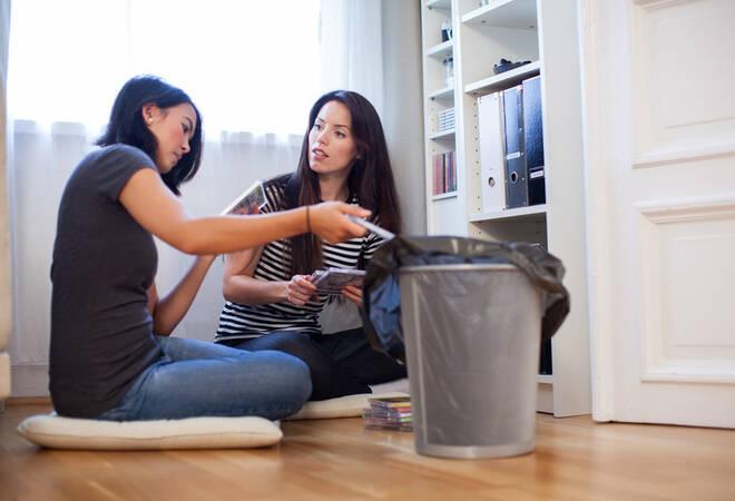 mit plan und boxen sieben tipps zum aufr umen und ordnung halten verbraucher rhein neckar. Black Bedroom Furniture Sets. Home Design Ideas