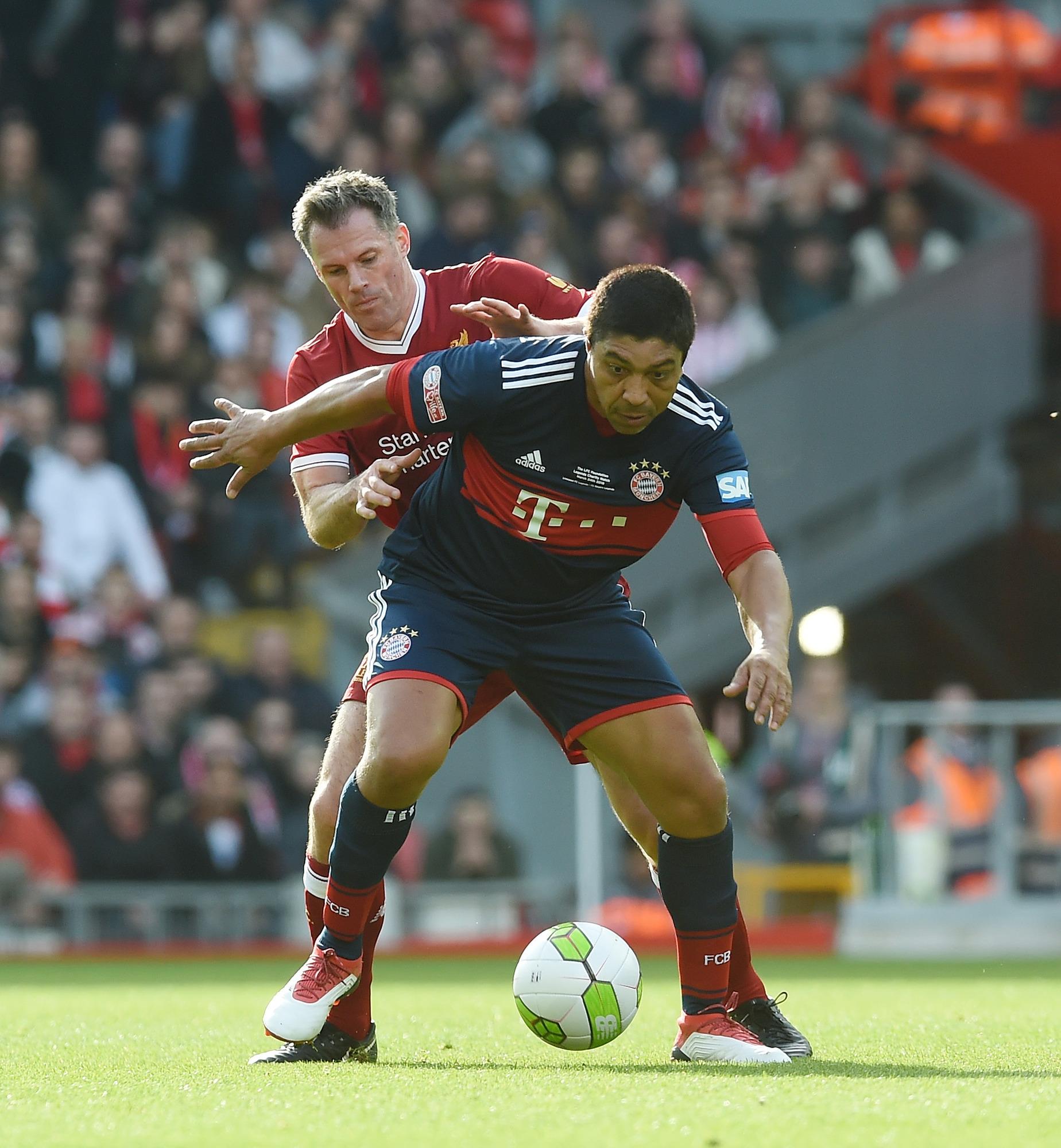 Ein Spiel Viele Gewinner Heute Kommen Die Fc Bayern Legenden Ins