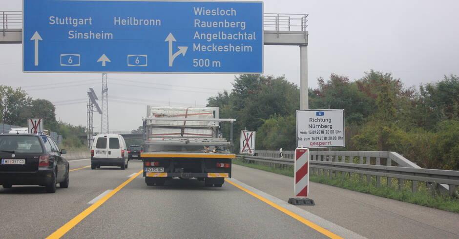 Baustellen In Nürnberg