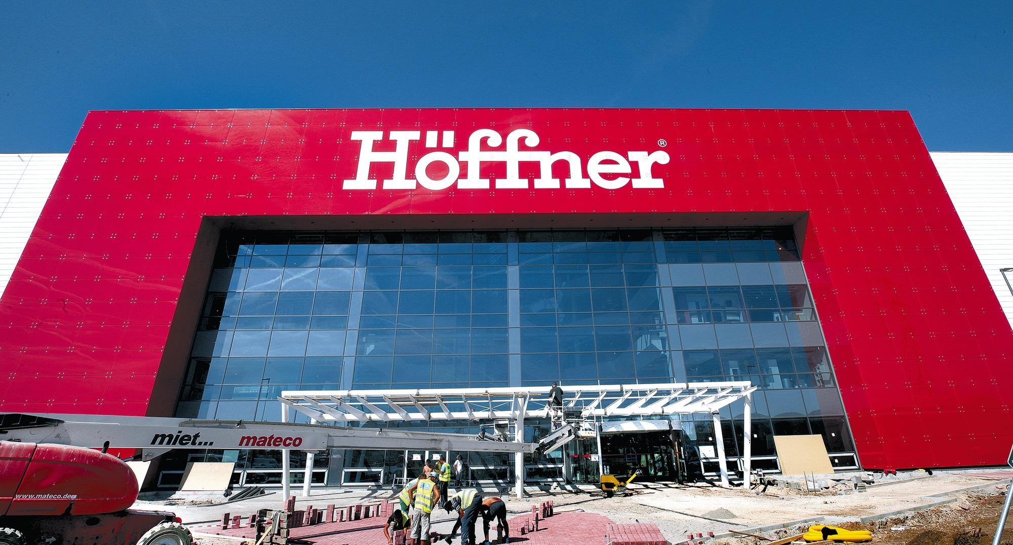 Möbel Höffner Schwetzingen Das Rote Tor Ist Geblieben Nachrichten