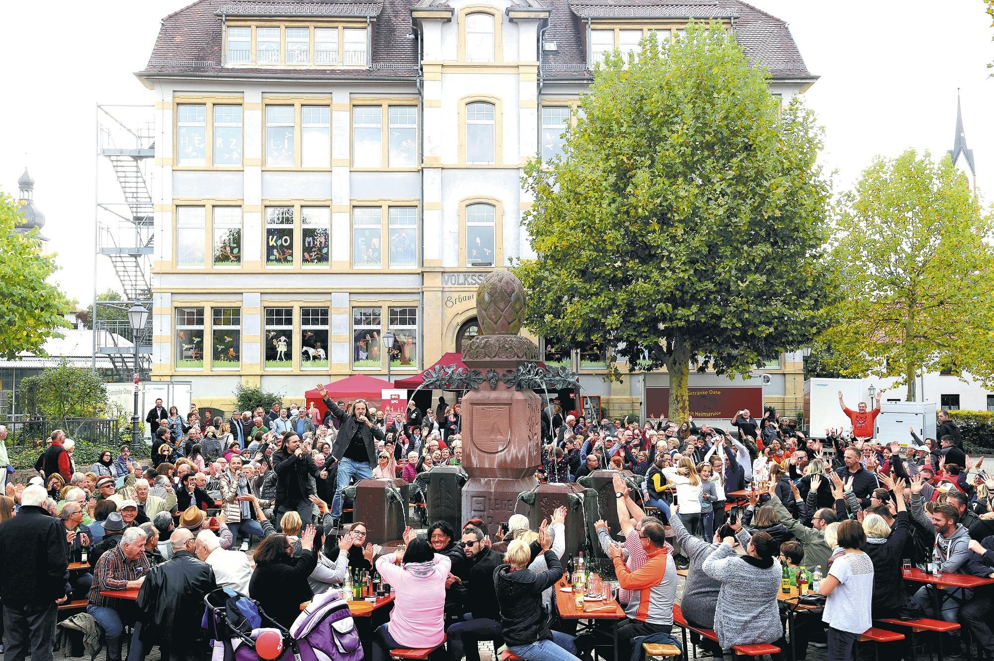 Sandhäuser SPD: \