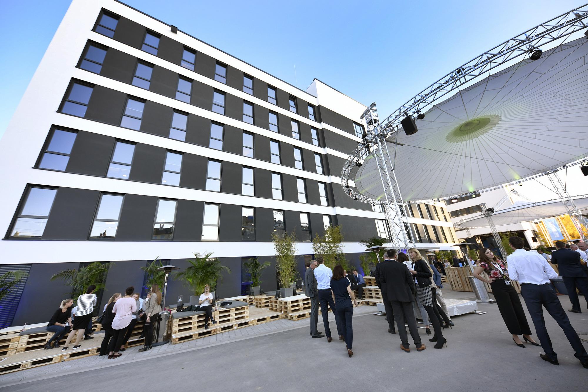 Bilfinger in Mannheim: Neues Hauptquartier symbolisiert Neuanfang ...