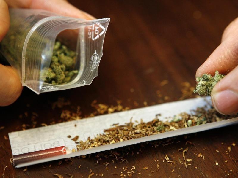 Marihuana Konsum Legal