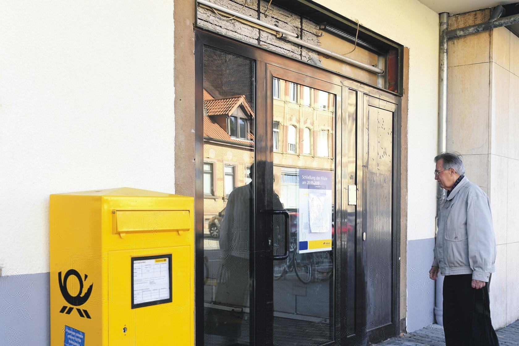 Post Handschuhsheim